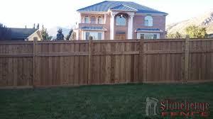 wooden fencing u0026 cedar u2022 the best fences u0026 decks in utah