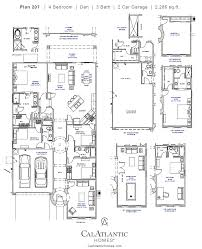 Ashton Woods Floor Plans by Corbin Plan 207 Eastmark
