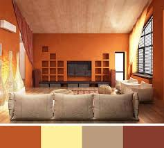 Modern Interior Colors Decorating Color Trends Room Colors - Stylish living room furniture orange county property