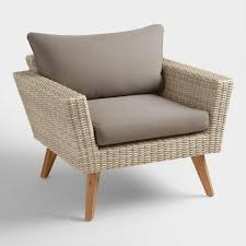 all weather wicker marina del ray occasional chair world