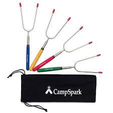 camp cooking utensils amazon com