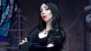 Lydia Deetz Costume Cosplay Friday 185 U2013 Morticia Addams Lydia Deetz And More From