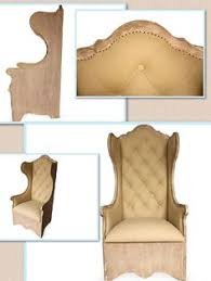 How To Make A Wing Chair Slipcover Wingback Chair Plans Google Search Projects To Try Pinterest