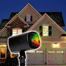 everstar laser project light with timer outdoor decor