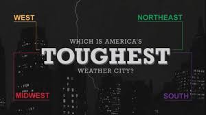 Weather Forecast San Antonio Tx March Toughest Weather City South Region Round 1 The Weather Channel