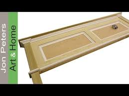 How To Make A Platform Bed With Headboard by How To Build A Simple Headboard Free Plans Youtube