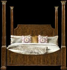 Four Post Bed by Four Post Bed American Made Furniture And Furnishings