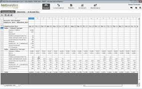 Workforce Planning Template Excel Free Headcount Planning Template Xls Growbackup