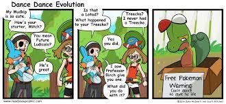Pokemon Evolution Meme - dance dance evolution pokémon know your meme
