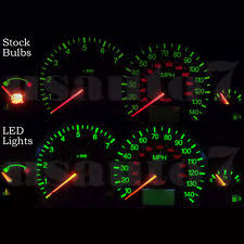 ford focus light on dashboard ford focus instrument panel lights ebay