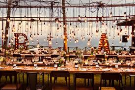 Edison Lights String by 9 Wedding Lighting Trends It Weddings