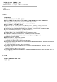 resume templates for a buyer retail buyer jobon template jd templates assistant resume sle