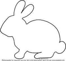 pattern cute bunny plush pieced
