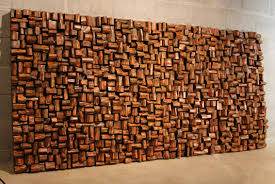 acoustic art eccentricity of wood