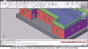 autocad 3d house modeling tutorial 8 3d home 3d building