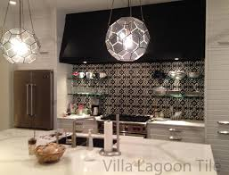 backsplash for black and white kitchen black and white tile backsplash fireplace basement ideas