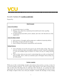 template for summary report executive summary template for report free invoices