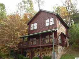 search all log cabins for sale in great smoky mountains of tennessee