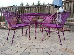 Iron Patio Furniture Clearance Patio Amusing Metal Patio Table And Chairs Metal Patio Furniture