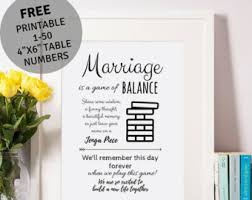 bridal shower sign in book guest book digital sign for wedding or shower customized