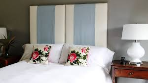 creative fabric headboard ideas for your bedroom youtube