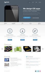 Home Design Free Website 20 Free High Quality Psd Website Templates Hongkiat