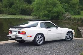 1989 porsche 944 value 1985 porsche 944 specs and photots rage garage