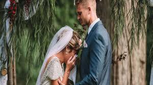 Senators Wife Late Grandfather Pronounces Couple U0027husband And Wife U0027 In Emotional