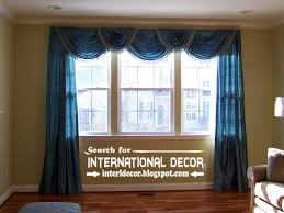 stylish country curtains for living room in english style fiona