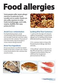 hygiene cuisine shop safety posters food allergies hygiene posters a3 the
