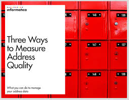 3 ways to measure address quality