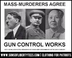 Pro Gun Control Meme - gun control works just ask these guys sons of liberty tees a