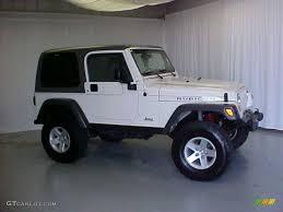 2005 stone white jeep wrangler rubicon 4x4 17967657 gtcarlot