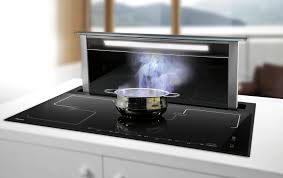 36 Induction Cooktop With Downdraft Appliances Modern Stylish Electric Induction Cooktop Perfect
