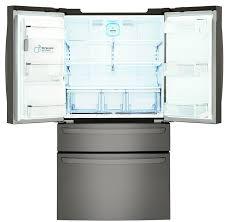 lg bottom freezer french door refrigerator lg black diamond french door refrigerator lmxc23746d