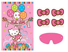 Hello Kitty Party Decorations Hello Kitty Party Supplies And Printable Games For Birthday Parties