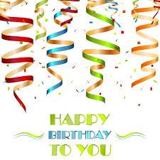 birthday ribbons birthday cards my free photoshop world