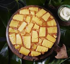 cinnamon pineapple upside down cake recipe bbc good food