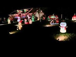 pop culture christmas light displays