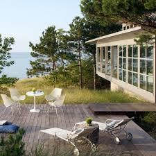 modern lake house coastal living