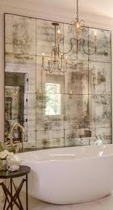 saw the mirrored subway tiles home depot peel and stick sometimes artfully faded mirror all that necessary create vintage italian feeling home fabulous ideas inspire luxury bathroom