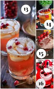 christmas cocktails recipes 25 christmas cocktail recipes daily appetite