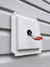 vinyl siding light mount last minute outdoor light mounting block lighting exterior lights on
