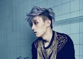 popular kpop hair colours 7 k pop men who aren t afraid of a little hair color