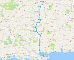 Road Trip Map Blues Trail Road Trip Mississippi Music Mesuems And