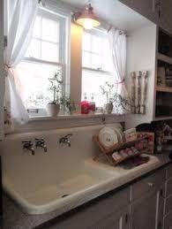 Farmer Sinks Kitchen by Antique Cast Iron Farm Farmhouse Vintage Kitchen Sink W Apron New