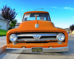 Vintage Ford Truck Grill - 1953 ford f100 1flatworld flickr