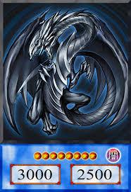 blue eyes black dragon anime by alanmac95 on deviantart