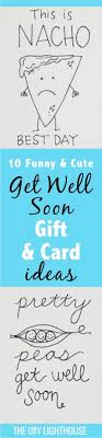 get well soon gift ideas get well soon gift card diy ideas the diy lighthouse