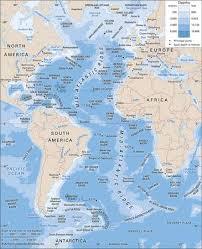 geographical pattern ne demek atlantic ocean location facts maps britannica com